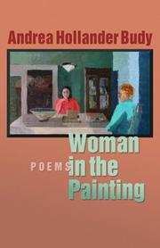 Cover of: Woman in the Painting | Andrea Hollander Budy