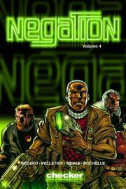 Cover of: Negation Volume 4 by Tony Bedard