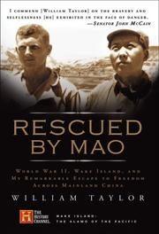 Cover of: Rescued by Mao by William Taylor