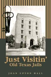 Cover of: Just Visitin' by Joan Upton Hall