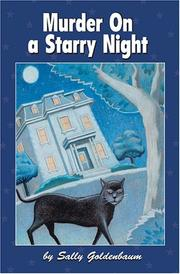 Cover of: Murder on a Starry Night by Sally Goldenbaum
