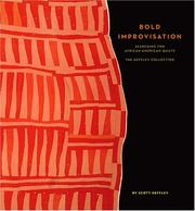 Cover of: Bold Improvisation | Scott Heffley