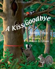 Cover of: A Kiss Goodbye | Audrey Penn