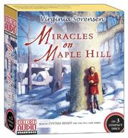 Cover of: Miracles on Maple Hill by Virginia Eggertsen Sorensen
