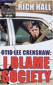 Cover of: Otis Lee Crenshaw by Rich Hall