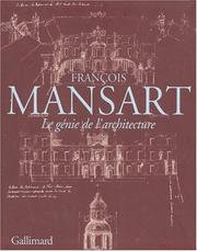 Cover of: François Mansart by François Mansart