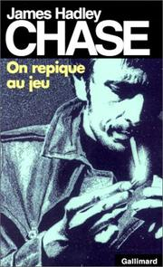 Cover of: On repique au jeu | James Hadley Chase