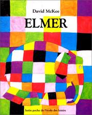 Cover of: Elmer | MCKEE