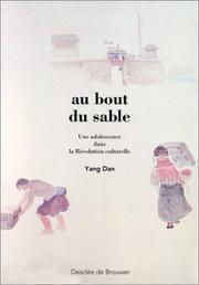 Cover of: Au bout du sable | Yang Dan