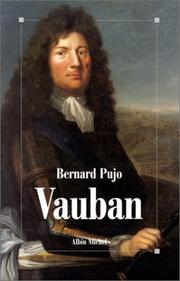 Cover of: Vauban | Bernard Pujo