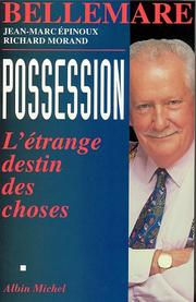 Cover of: Possession | Pierre Bellemare