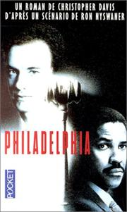 Cover of: Philadelphia by Christopher Davis