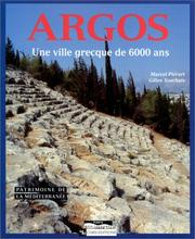 Cover of: Argos by Marcel Piérart