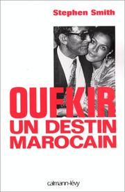 Cover of: Oufkir by Smith, Stephen