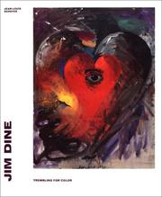 Cover of: Jim Dine | Jean Louis Schefer