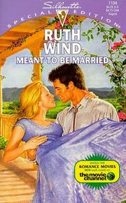 Cover of: Meant To Be Married by Barbara Samuel