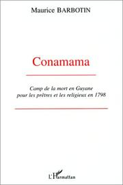 Cover of: Conamama | Maurice Barbotin