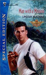 Cover of: Man With A Mission by Lindsay McKenna