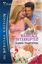 Cover of: Marriage, Interrupted | Karen Templeton