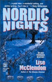 Cover of: Nordic Nights (Wwl Mystery) | Mcclendon