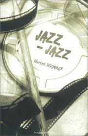 Cover of: Jazz-jazz by Laurent Verdeaux