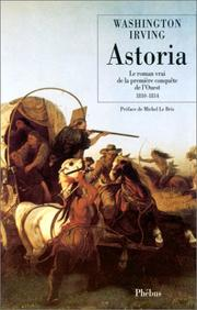 Cover of: Astoria by Washington Irving