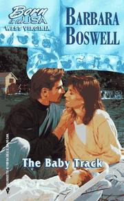 Cover of: Baby Track (West Virginia) (Born in the USA, West Virginia) by Barbara Boswell