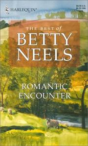 Cover of: Romantic encounter by Betty Neels