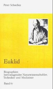Cover of: Euklid by Schreiber, Peter Dr. rer. nat.