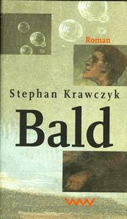 Cover of: Bald by Stephan Krawczyk