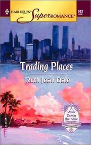Cover of: Trading Places by Ruth Jean Dale