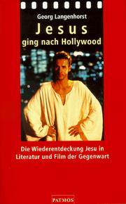 Cover of: Jesus ging nach Hollywood | Georg Langenhorst