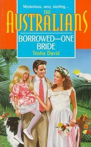 Borrowed - One Bride (The Australians) (The Australians)