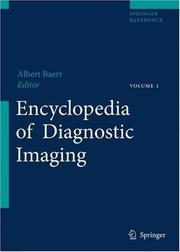 Cover of: Encyclopedia of Diagnostic Imaging | A.L. Baert