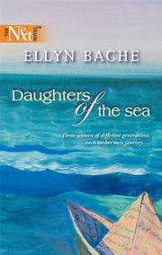 Cover of: Daughters of the sea | Ellyn Bache