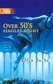 Cover of: Over 50's Singles Night | Ellyn Bache