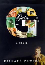 Cover of: Gain by Richard Powers