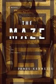 Cover of: The Maze by Panos Karnezis