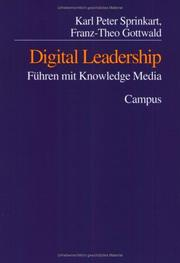 Cover of: Digital Leadership | Karl-Peter Sprinkart