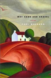 Cover of: Moy Sand and Gravel | Paul Muldoon