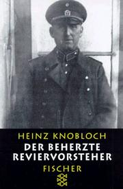 Cover of: Der Beherzte Reviervorsteher | Knobloch