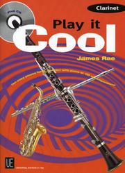 Cover of: Play It Cool with CD (Audio) (Play It Cool) | James Rae