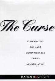 Cover of: The Curse by Karen Houppert