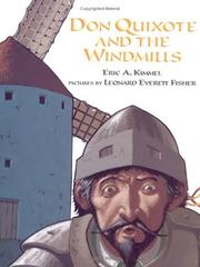 Cover of: Don Quixote and the windmills | Eric A. Kimmel