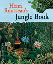 Cover of: Henri Rousseau's Jungle Book (Adventures in Art) | Doris Kutschbach