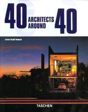 Cover of: 40 Architects Around 40 | Jessica Cargill Thompson