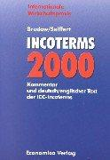 Cover of: Incoterms 2000 by Jens Bredow
