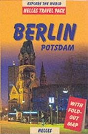 Cover of: Nelles Travel Pack Berlin | Anne Moller