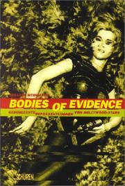 Cover of: Bodies of evidence by Susanne Weingarten