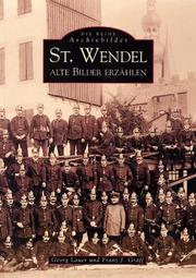Cover of: St. Wendel | Georg Lauer